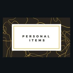 Other - Personal items